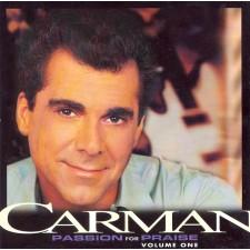 Carman - Passion for Praise 1 (CD)
