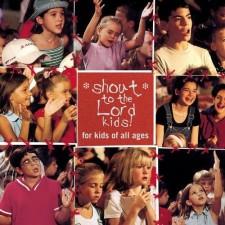어린이와 함께 하는 라이브 워십 (Shout To The Lord Kids) (CD)