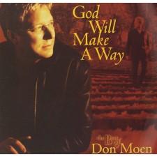 Don Moen - The Best of Don Moen - God Will Make a Way (CD+DVD)