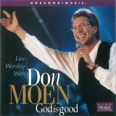 [이벤트30%]Don Moen - God Is Good (CD)