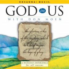 Don Moen - God in Us (CD)