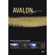 Avalon - live in concert (DVD)