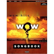 WOW Hits 2002 (SongBook)