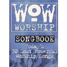 WOW Worship Blue (Songbook)