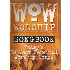 WOW Worship Orange (Songbook)