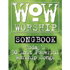WOW Worship Green (Songbook)