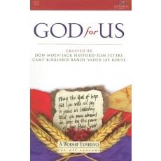 Don Moen - God For Us (Songbook)