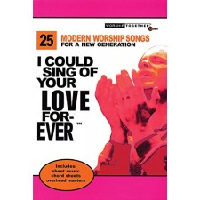 I Could Sing Of Your Love Forever - 모던 워십 베스트 25. 1 (songbook)