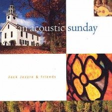 Jack Jezzro & Friends - An acoustic Sunday (CD)