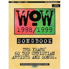 WOW 1998/1999 (songbook)