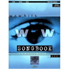 WOW 2001 (songbook)
