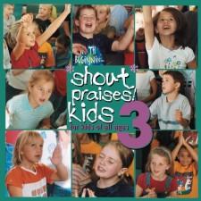 어린이와 함께하는 라이브 워십 3 - Shout Praises Kids 3 (CD)