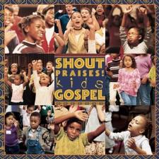 어린이와 함께하는 가스펠 1 - Shout Praises! Kids Gospel (CD)
