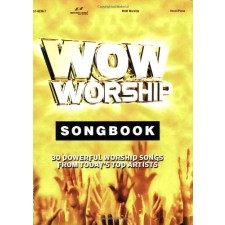WOW Worship Yellow (Songbook)
