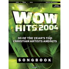 WOW Hits 2004 (song book)