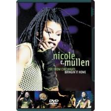 Nicole C. Mullen - Live From Cincinnati... Bringin' It Home (DVD)