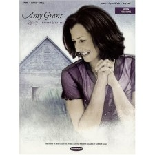 Amy Grant - Legacy Hymns & Faith (song book)