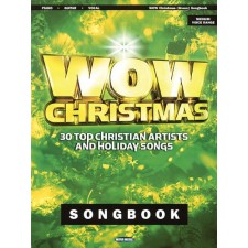 WOW Christmas (Song Book)