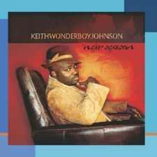 Keith Wonderboy Johnson - New Season (CD)