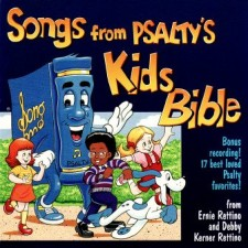 Ernie & Debby Rettino - Songs from Psalty Kids Bible (CD)