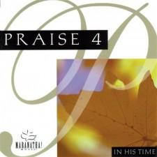 Praise 4 / Instrumental Praise 4 - In His Time (CD)