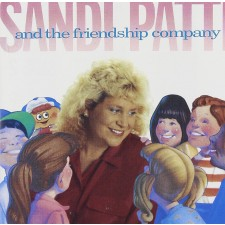 Sandi Patti - The Friendship Company (CD)