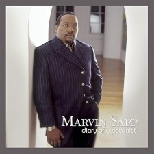Marvin Sapp - Diary of A Psalmist (CD)