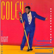 Daryl Coley - Live...He's Right on Time (CD)