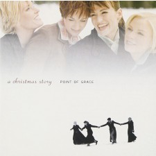 Point Of Grace - A Christmas Story (CD)