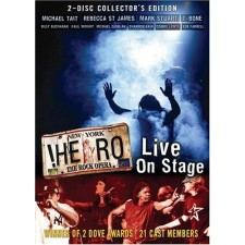 Hero: The Rock Opera, Live On Stage (DVD)
