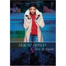 Stacie Orrico - Live in Japan (DVD)