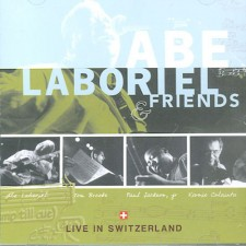 Abraham Laboriel & Friends - Live In Switzerland (CD)