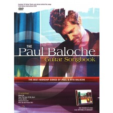 [이벤트30%]Paul Baloche - The Paul Baloche Guitar (DVD & Songbook)-3