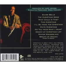 Sam Levine - Christmas Saxophone (CD)
