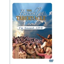 The Brooklyn Tabernacle Choir - I'm Amazed...Live (DVD)