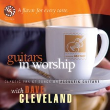 Dave Cleveland - Guitars in Worship (CD)