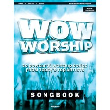 WOW Worship (Aqua) (Songbook)