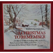 The Christmas To Remember (CD)