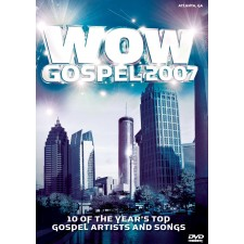 WOW Gospel 2007 (DVD)