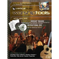 Vertical Worship Tools: Who You Are (악보)