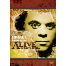 Israel & New Breed - Alive in South Africa (DVD)