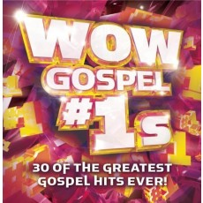WOW Gospel #1s (CD)