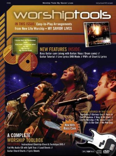 워십 밴드 레슨 6 My Savior Lives (DVD & Songbook)