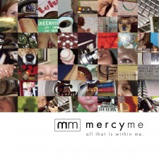 MercyMe ‎– All That Is Within Me (CD)