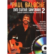 The Paul Baloche DVD Guitar Songbook 2 (Songbook)