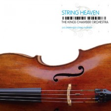The Kings Chamber Orchestra – String Heaven : Live Improvised String Worship (CD)