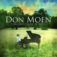 Don Moen ‎- I Believe There Is More (CD)