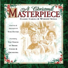 Tom Feke - A christmas masterpiece (CD)
