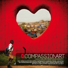 COMPASSION ART : Creating Freedom from Poverty (CD+DVD)
