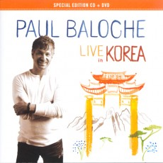 Paul Baloche - Live in KOREA (CD+DVD)